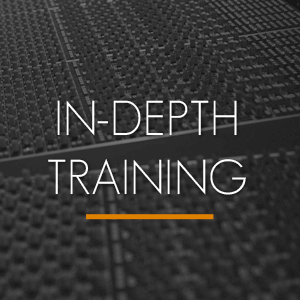 in-depth training