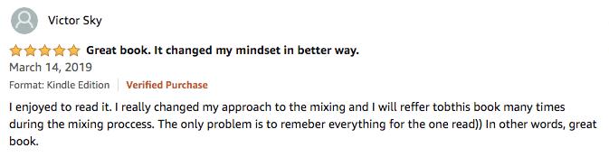 Amazon Review 7