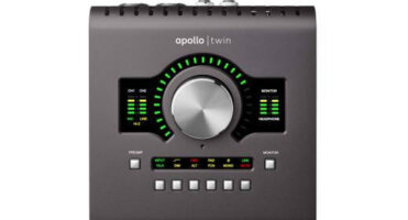 universal audio apollo twin, audio interface, home recording studio equipment, how to start a recording studio