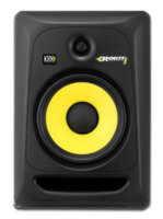 krk, rokit 8, speaker, studio monitor, recording studio equipment, home studio