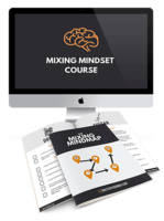 Mixing Mindset Course, online mixing course, how to mix music, how to use eq, how to use compression, recording studio
