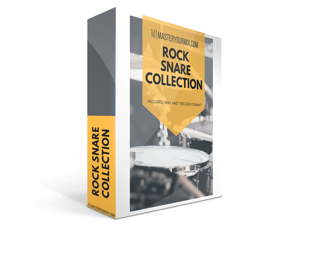 Rock Snare Collection Box 2 MIN